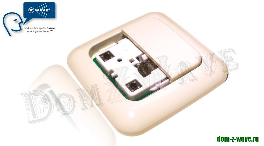 Двухклавишный настенный контроллер ZME Busch J. Duro 2000 розовый
